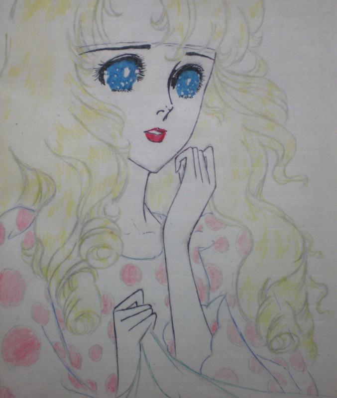 Hình màu Carol trong bộ cô gái sông Nile (Ouke Monshou) - Page 5 Carol_426