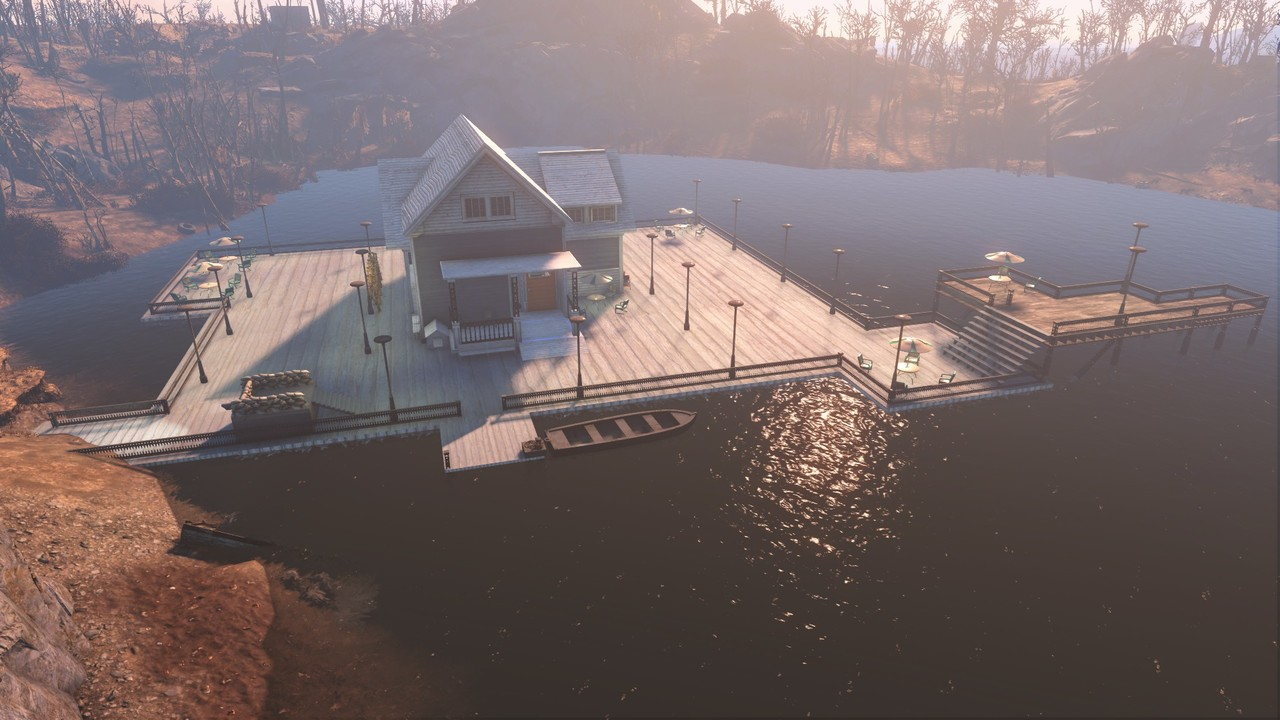 [MOD Fallout Forever] Lake House (Terminado) Extdia2