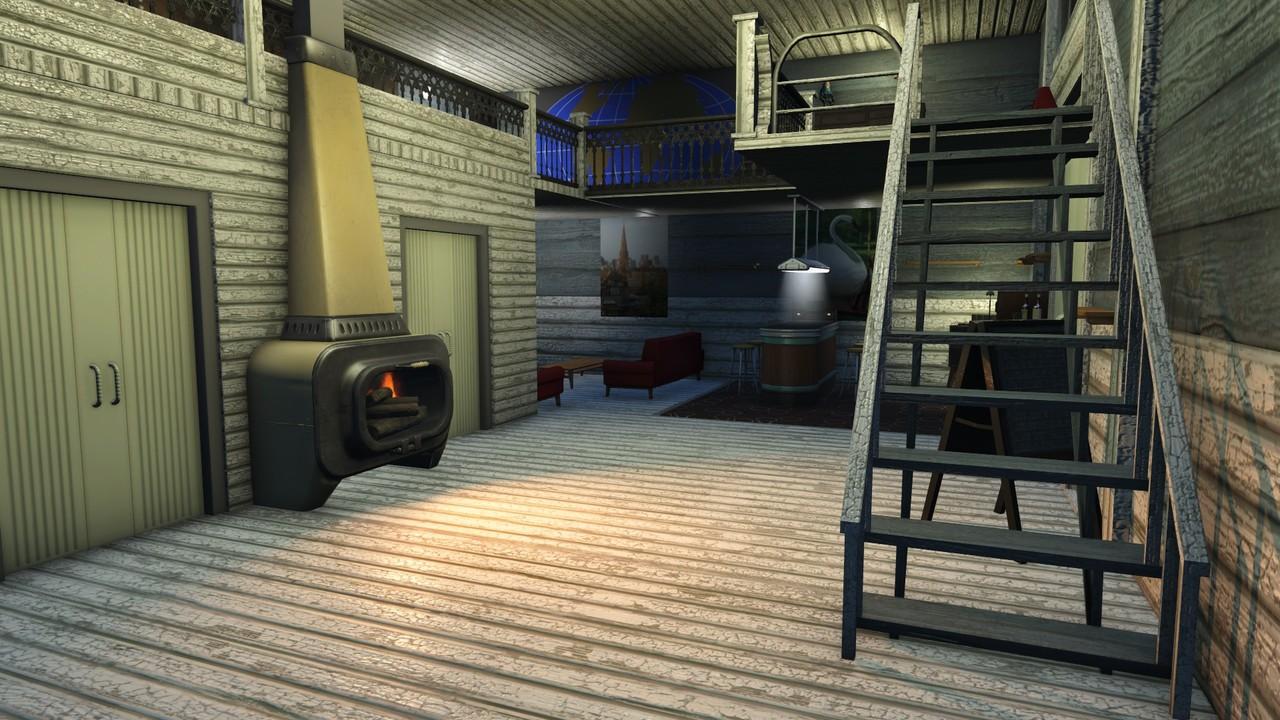 [MOD Fallout Forever] Lake House (Terminado) Interior_1