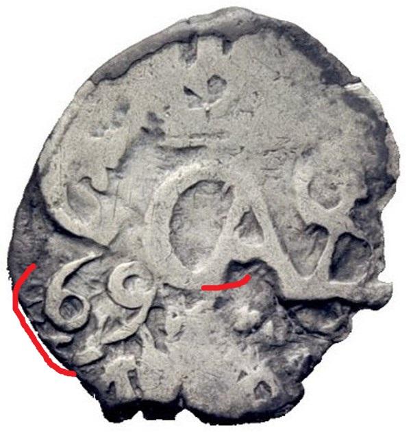 Carolus II macuquina 2v1akvd