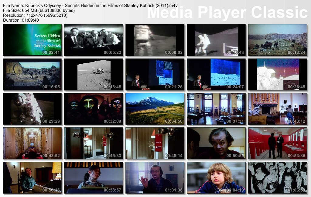Kubrick's Odyssey: Secrets Hidden in the Films of Stanley Kubrick  (2011) - Part One: Kubrick and Apollo Thumbs_Kubrick_s_Odyssey