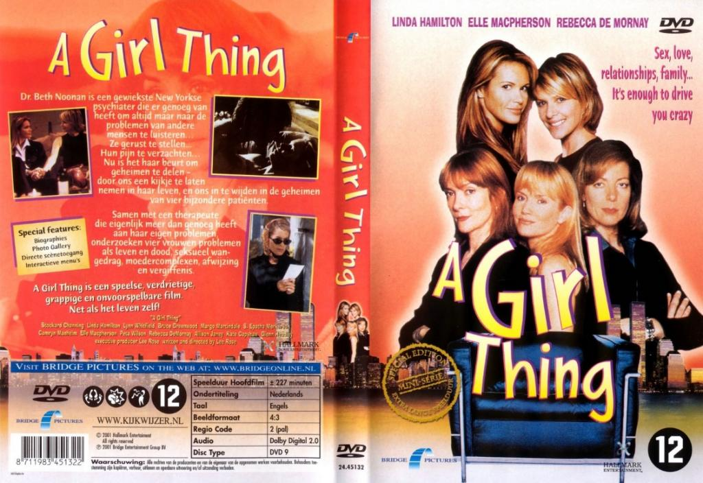 A Girl Thing COMPLETE S01