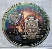 Cuba - 10 pesos (1 Oz.) - 1993 - Dedicada a Flekyangel 10_pesos_1993_a