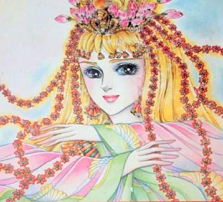 Hình màu Carol trong bộ cô gái sông Nile (Ouke Monshou) - Page 2 Carol_96