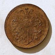 De necesidad y de guerra: monedas de la I Guerra Mundial Leipzig-r