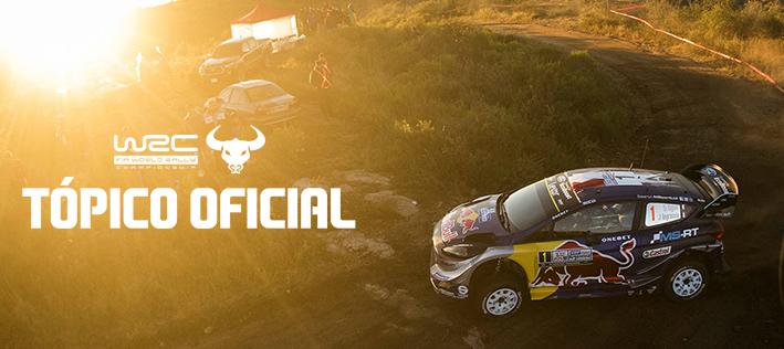 World Rally Championship Topi