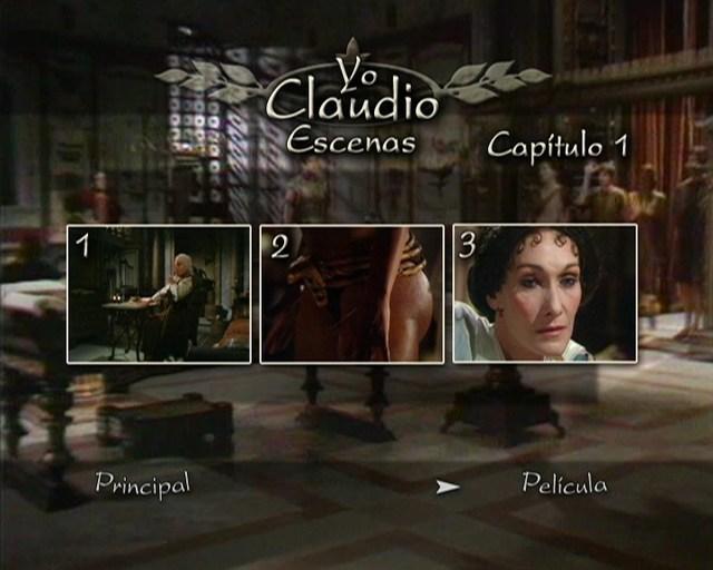 Yo, Claudio [5xDVD5Full+1xDVD9Full][PAL][Cast/Ing][Sub:Cast][1976][Drama] 3