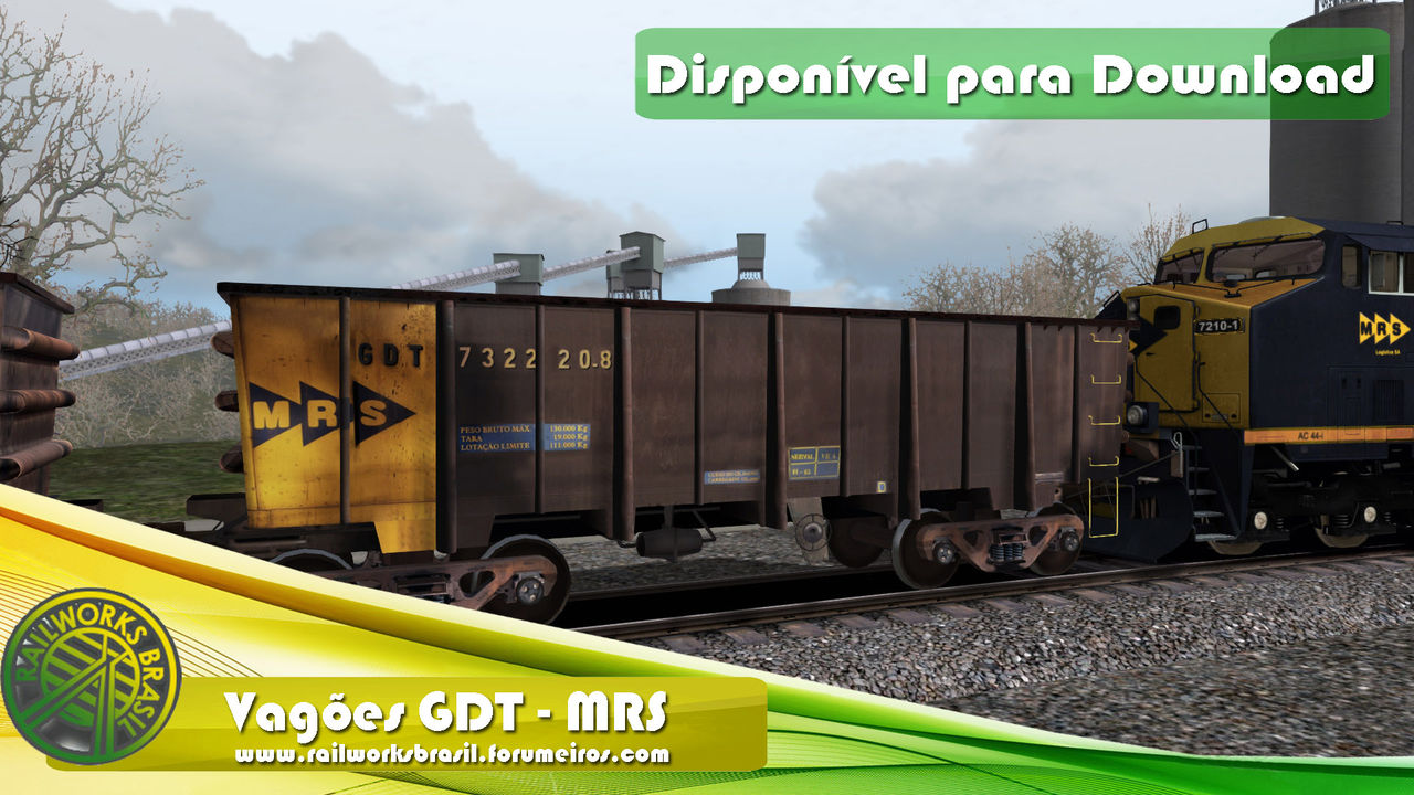 GDT MRS : Download Disponivel GDT