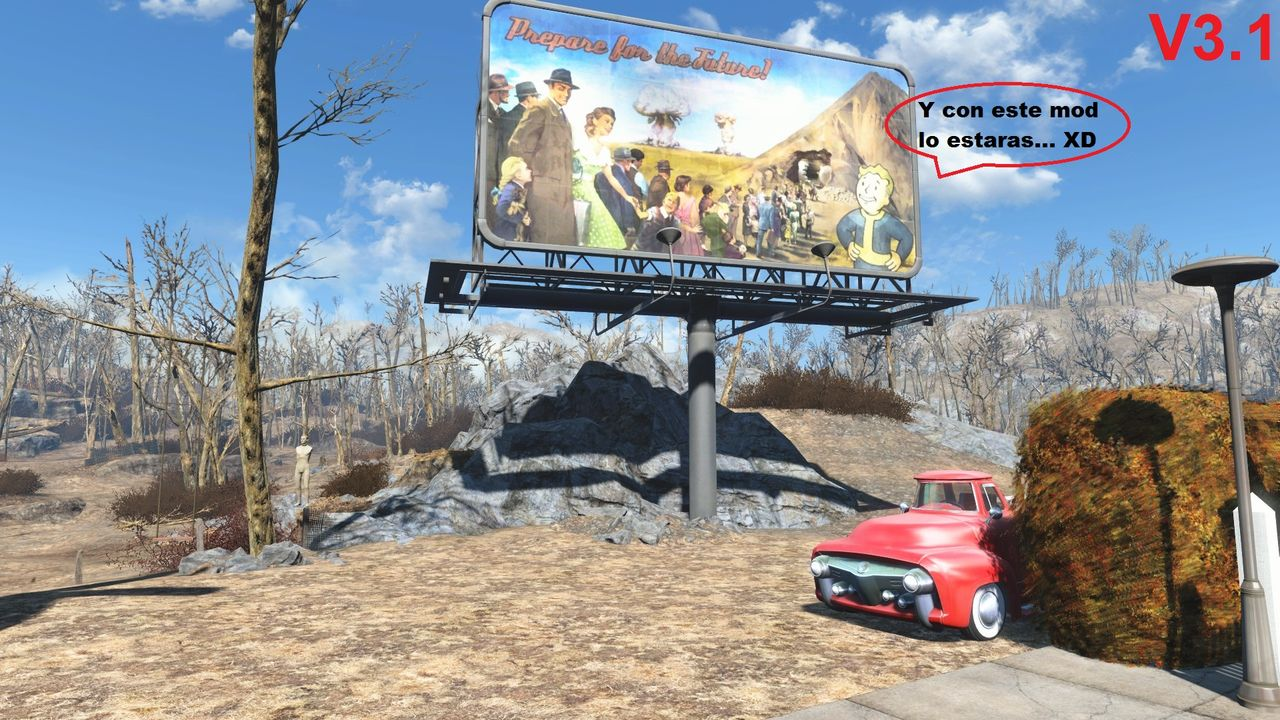 [MOD Fallout Forever] FF Green Valley.  20160506000427_1
