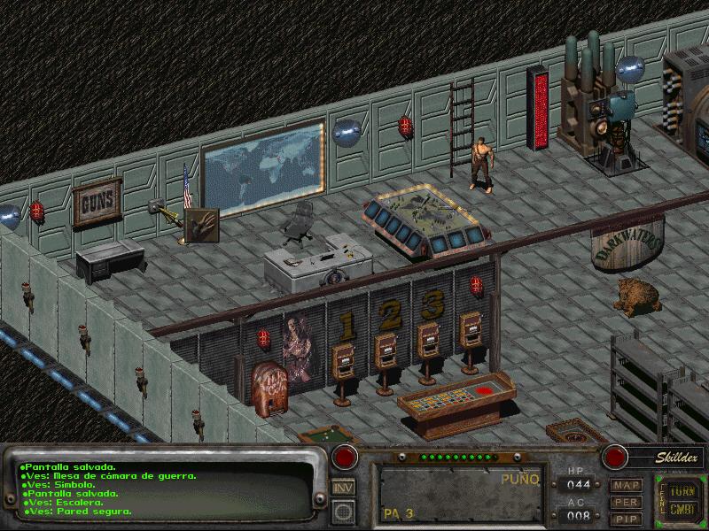 Sanchezmod 1 05 para Fallout 2 de Steam
