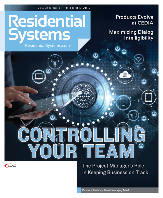 Residential Systems – September 2017 00496cee