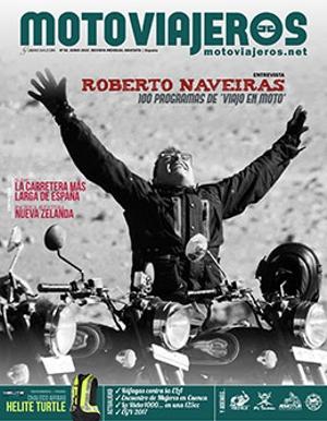REVISTA MOTOVIAJEROS 2017 MV32