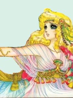Hình màu Carol trong bộ cô gái sông Nile (Ouke Monshou) - Page 2 Carol_123