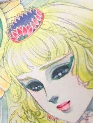 Hình màu Carol trong bộ cô gái sông Nile (Ouke Monshou) - Page 3 Carol_235