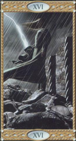 XVI - Башня Image