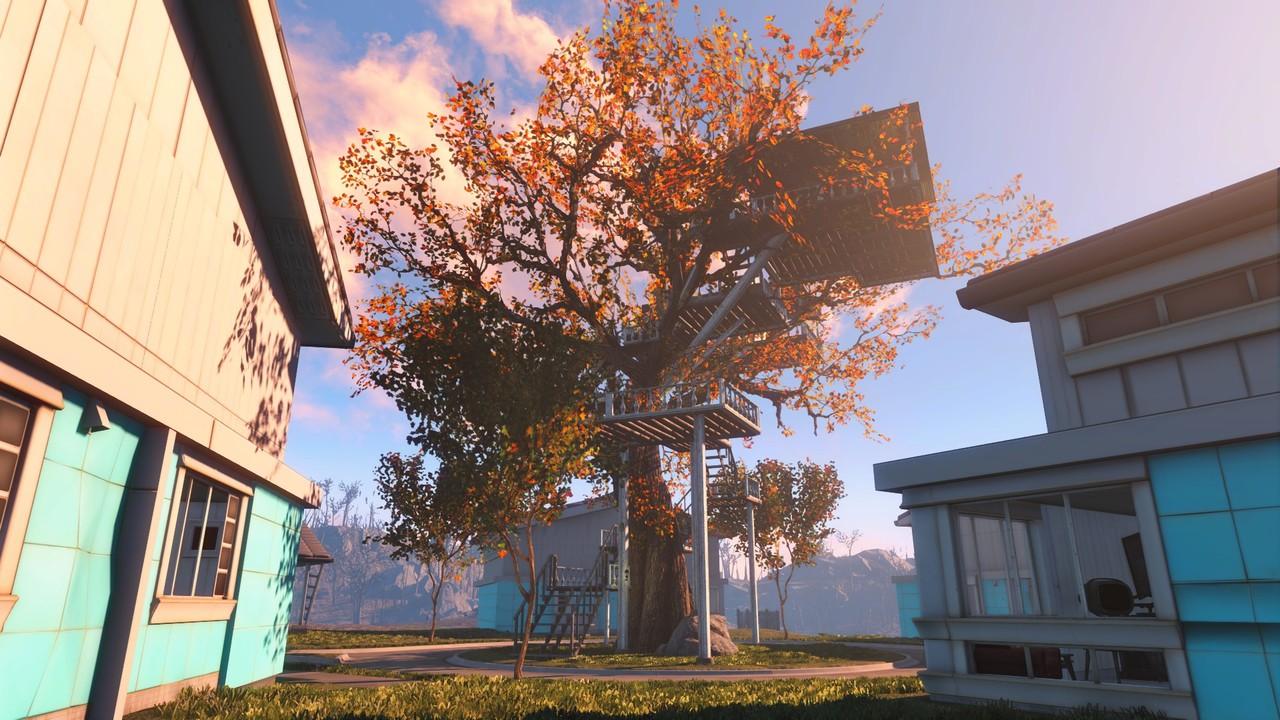 [MOD Fallout Forever] NewSanctuary. V2.7 (Terminado) Derecha