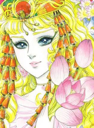 Hình màu Carol trong bộ cô gái sông Nile (Ouke Monshou) - Page 5 Carol_469
