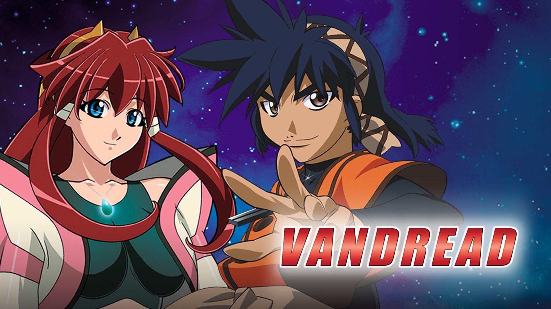 Vandread   DVDrip   Lat/Jap+Sub   13/13  MKV   x264 Vandread