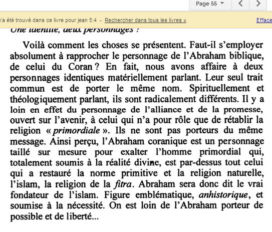 Abraham / Ibrahim en islam Image