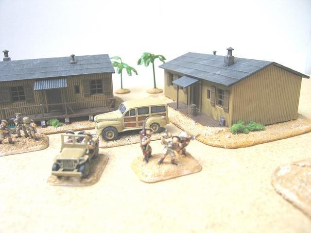 British in North Africa 20051008_WWIIMiniaturen_Barracks_III