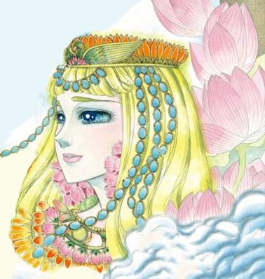 Hình màu Carol trong bộ cô gái sông Nile (Ouke Monshou) - Page 3 Carol_266
