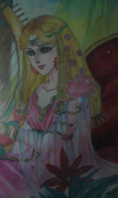 Hình màu Carol trong bộ cô gái sông Nile (Ouke Monshou) - Page 5 Carol_420