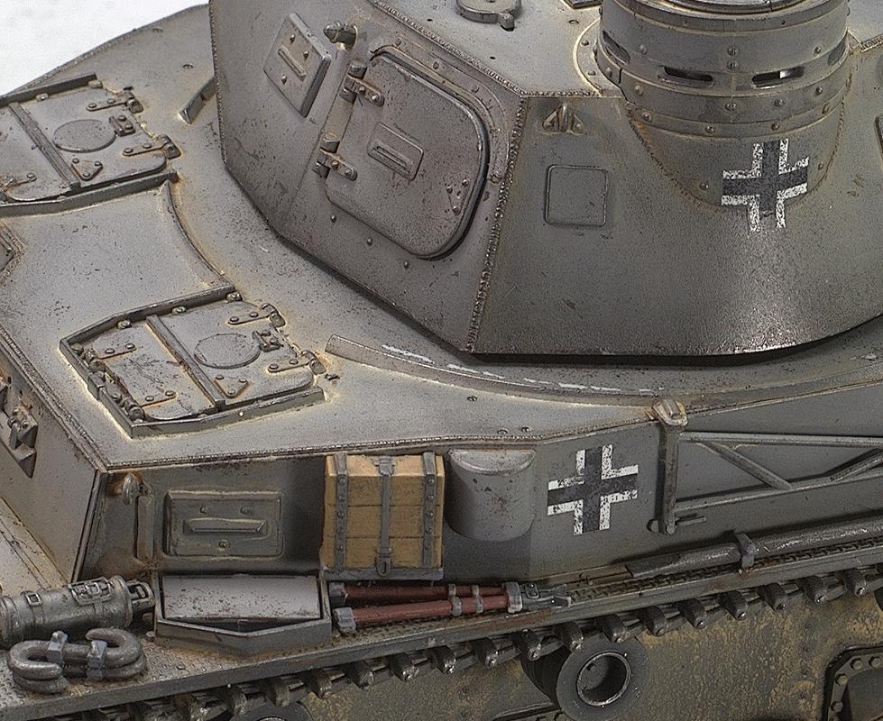 PzKpfw IV A. Dragon 1/35. Image