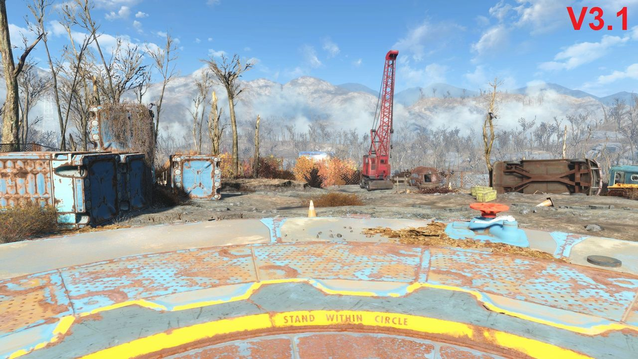 [MOD Fallout Forever] FF Green Valley.  20160505235534_1