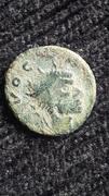 Antoniniano de Claudio II. CONSECRATIO. Águila estante mirando a izq.  20170923_090508
