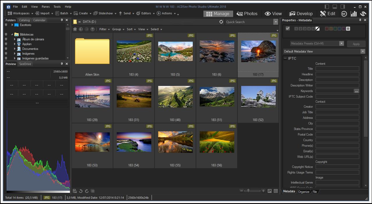ACDSee Photo Studio Ultimate 2018 v11.0 Build 1198 x64 00756