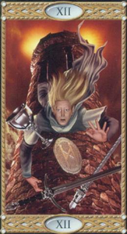 XII - Повешенный Image