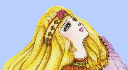 Hình màu Carol trong bộ cô gái sông Nile (Ouke Monshou) - Page 2 Carol_109