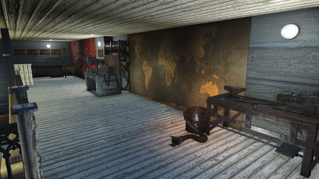 [MOD Fallout Forever] Lake House (Terminado) Interior_6