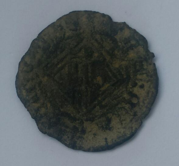 Blanca del Ordenamiento de Segovia de 1471 Enrique IV de Castilla 1454-1474 Burgos  20170829_132537