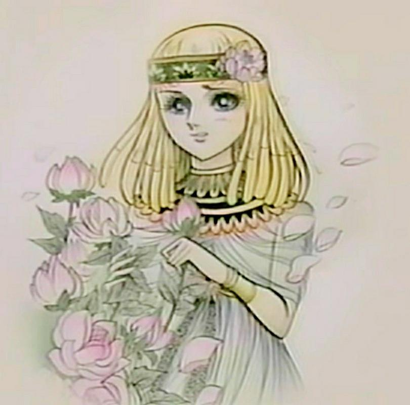 Hình màu Carol trong bộ cô gái sông Nile (Ouke Monshou) - Page 2 Carol_137