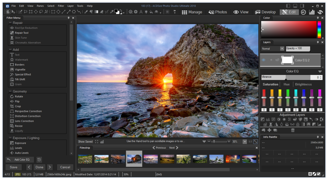 ACDSee Photo Studio Ultimate 2018 v11.0 Build 1198 x64 00757
