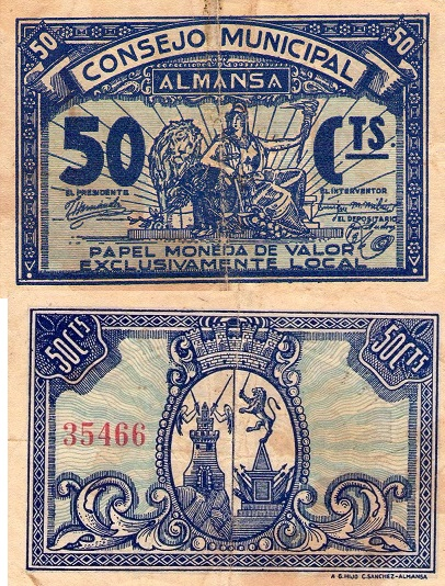 50 Céntimos Almansa, 1937 Img056