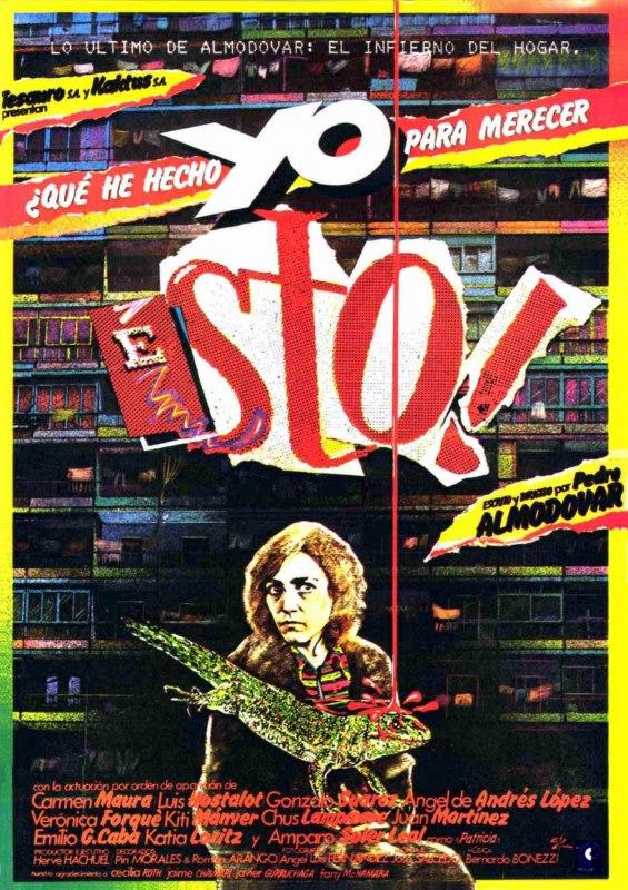 Votre dernier film visionné - Page 20 Qu_he_hecho_yo_para_merecer_esto_1984_Poster_8
