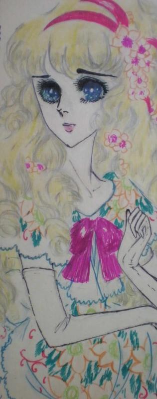 Hình màu Carol trong bộ cô gái sông Nile (Ouke Monshou) - Page 5 Carol_427