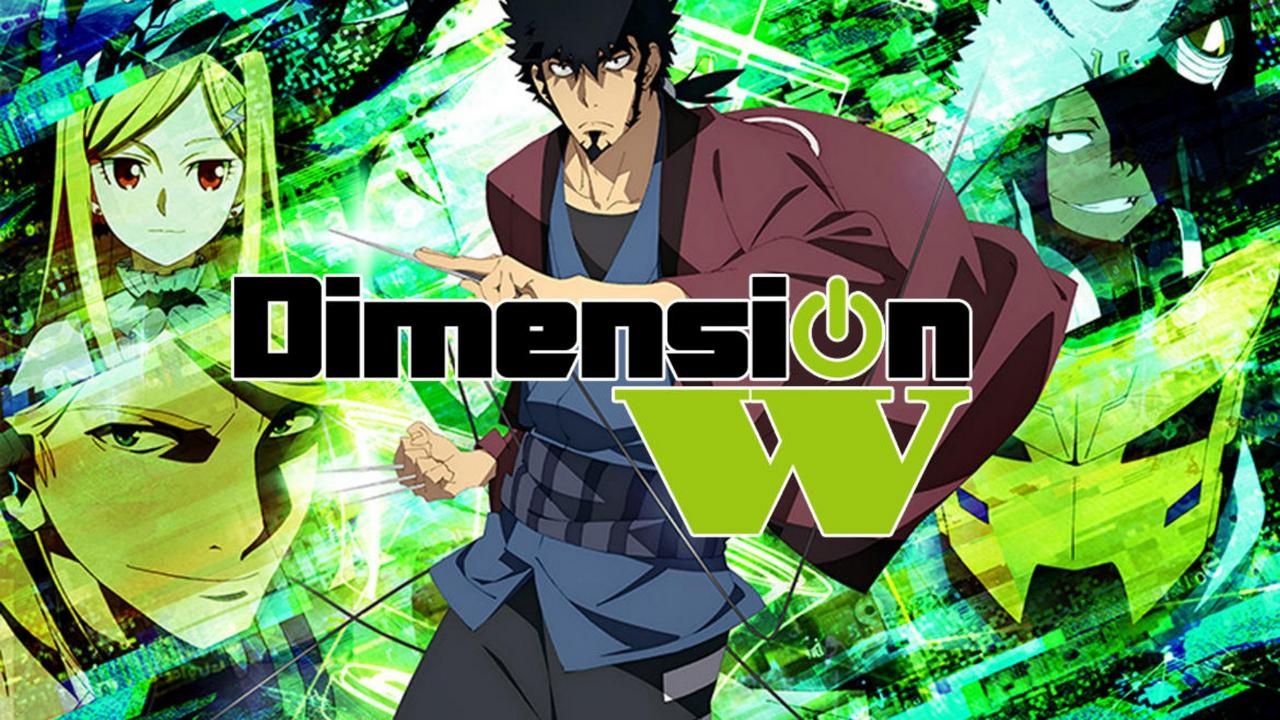 [ANIME] DIMENSION W | CAST-ING-JAP+SUB | 1080P |12/12 | BDRIP Dimension_W