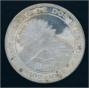 Bolivia-1991 - 10 Pesos bolivianos - I Serie Iberoamericana Bolivia_10_B_aa