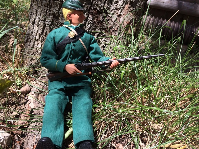 American Civil War Sharpshooter Berdan3