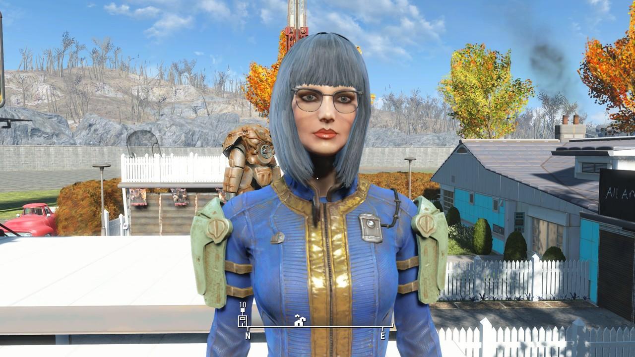 [Save-Game] N1, Mujer, para usar con el mod Fallout Forever Casa Pre-Guerra V4.  20170409011150_1