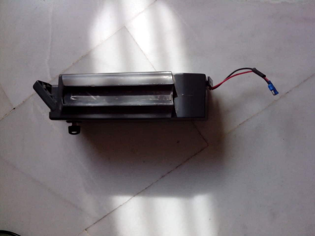 Vendida batería de 24V y 15Ah  TUMBADA2