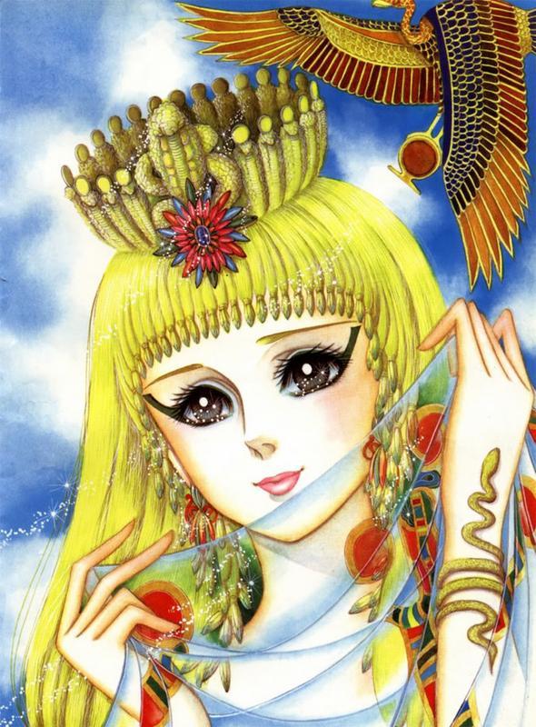 Hình màu Carol trong bộ cô gái sông Nile (Ouke Monshou) - Page 4 Carol_390