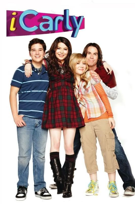 iCarly COMPLETE S 1-6