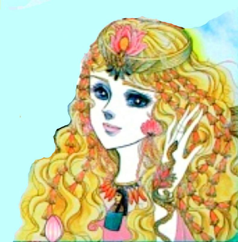 Hình màu Carol trong bộ cô gái sông Nile (Ouke Monshou) - Page 2 Carol_173
