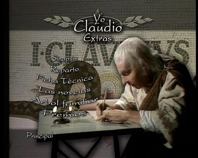 Yo, Claudio [5xDVD5Full+1xDVD9Full][PAL][Cast/Ing][Sub:Cast][1976][Drama] 4