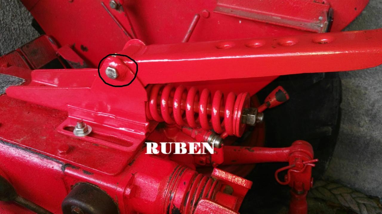 [Hanomag Barreiros R-335S] Presentación y restauración de mi tractor IMG_20180203_114557