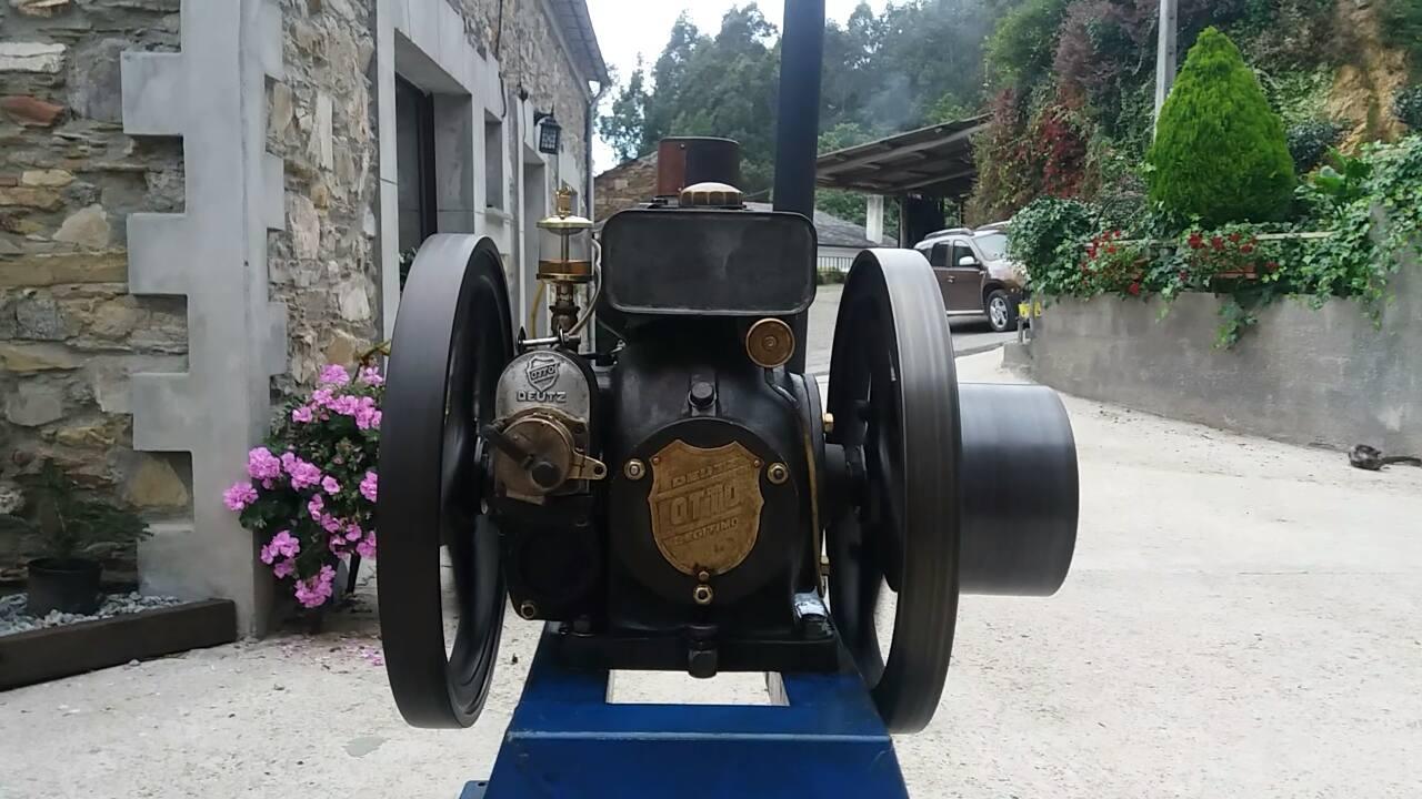 Los motores estacionarios de Tisomar 15123020_1347159021962243_6009138619189220414_o